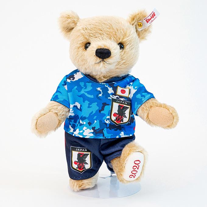 シュタイフ サッカー日本代表