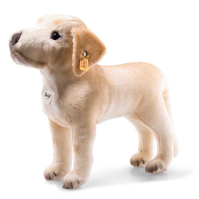 シュタイフ 犬